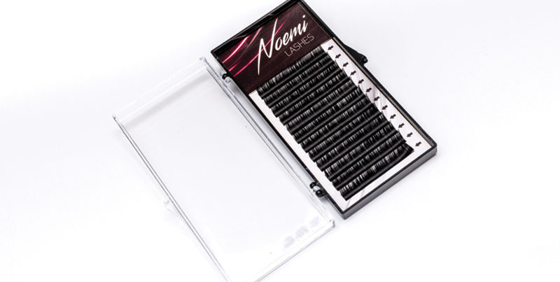 Volume eyelashes 0,03